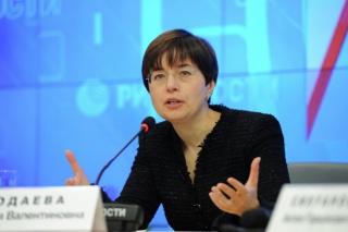 Юдаева: рубль не рухнет