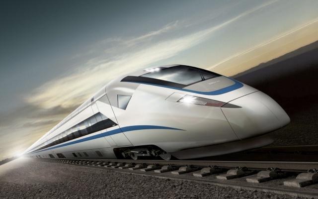 5 самых быстрых поездов