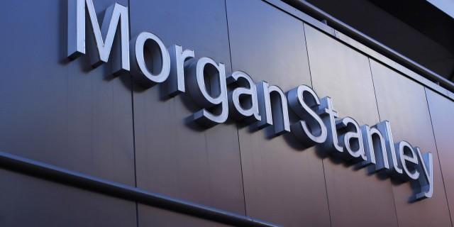 Прибыль Morgan Stanley в