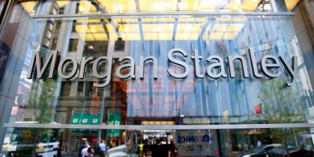 Morgan Stanley ведет