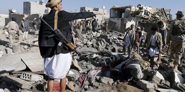 Саудиты разбили