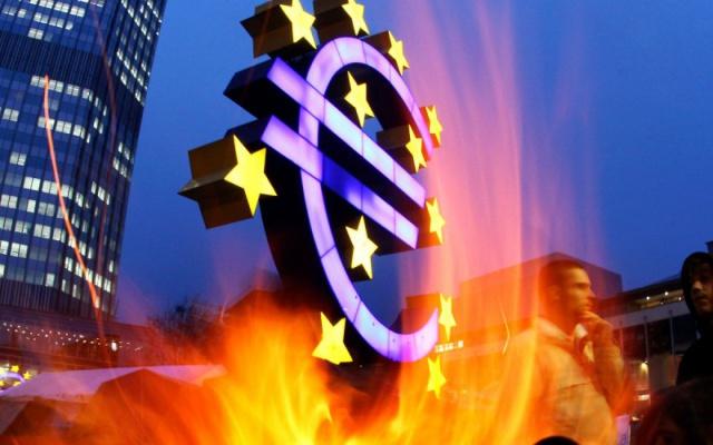 Госдолг еврозоны и ЕС