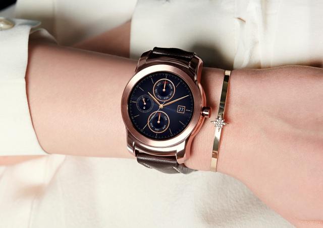 LG Watch Urbane - умные