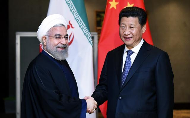 Иран в объятиях Китая: