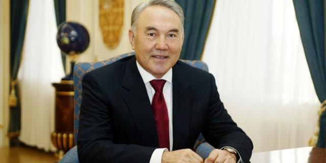 Назарбаев набрал 97,7%
