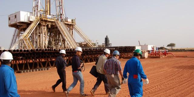 Рост добычи нефти в РФ и