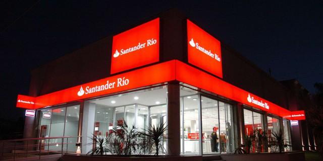 Santander фиксирует