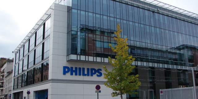Прибыль Philips рухнула