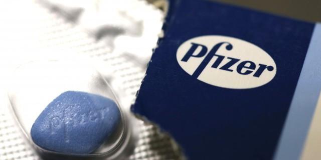 Прибыль Pfizer выросла
