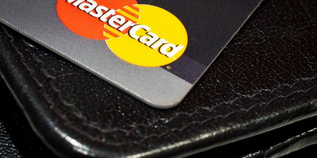 Рост прибыли MasterCard