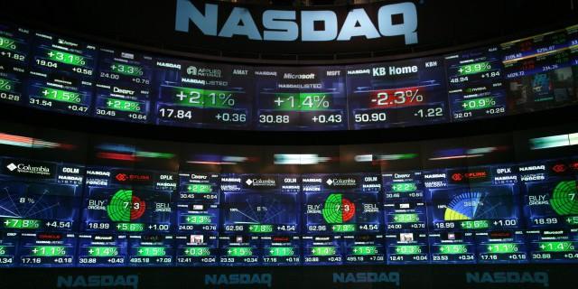 Рост фондовых рынков vs
