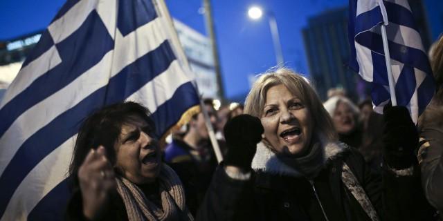 Развязка по Греции,