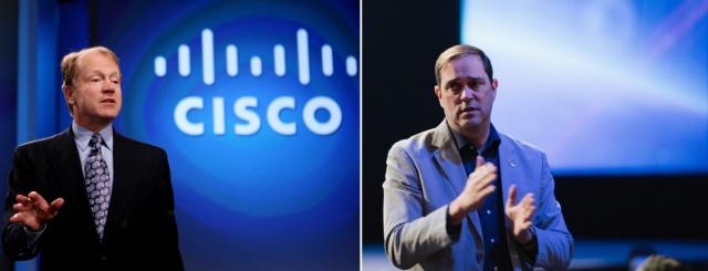 Cisco меняет CEO впервые