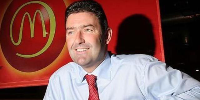 Новый CEO McDonald's