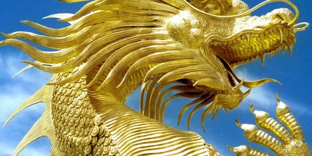 Торговля золотом: Китай