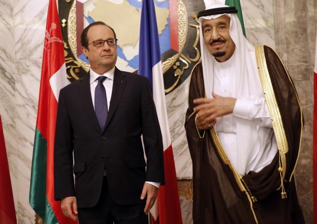 WSJ: Саудовская Аравия