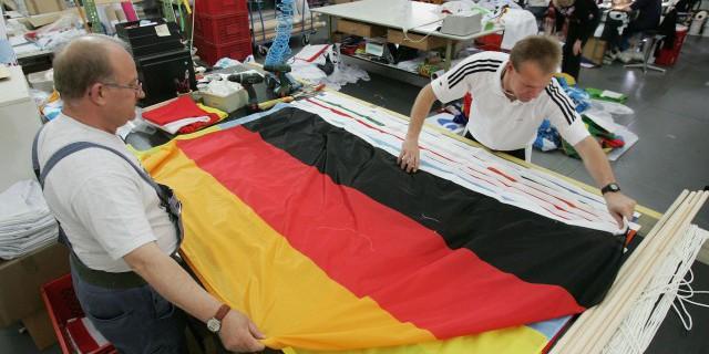 Экспорт Германии вырос