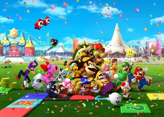 Nintendo и Universal