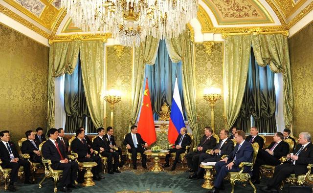 Россия и Китай: новый