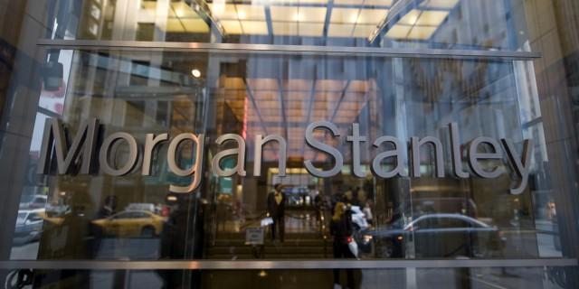 Morgan Stanley продал