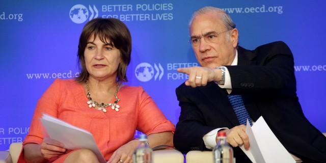 ОЭСР предупреждает о