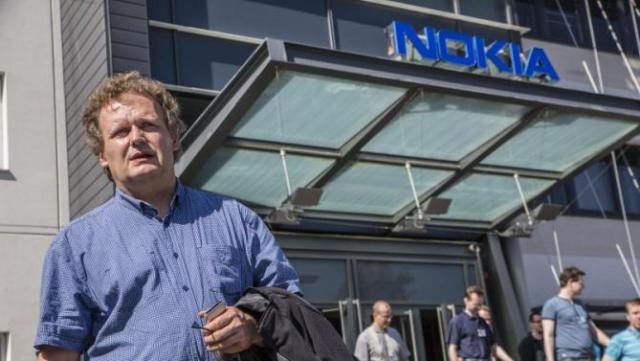Nokia сокращает персонал