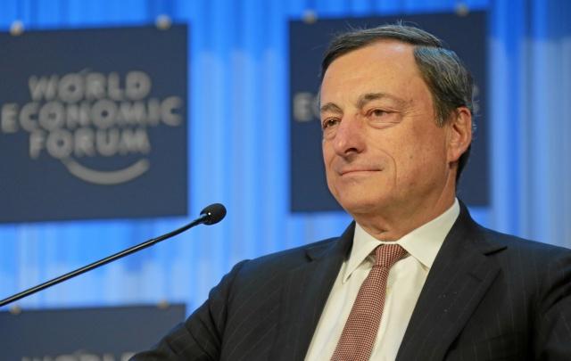 Драги: ЕЦБ продолжит QE,