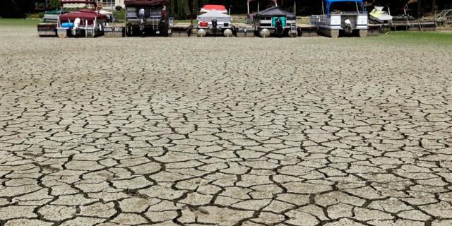 Крупнейший водный кризис