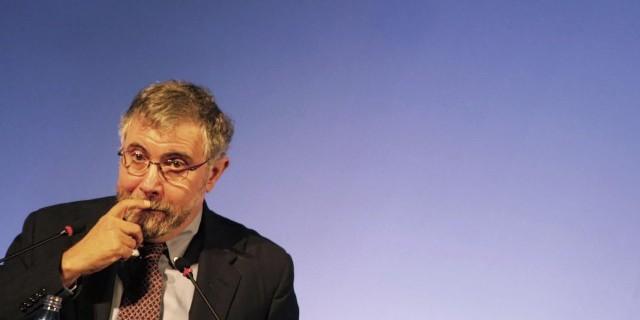 Кругман: одержимость