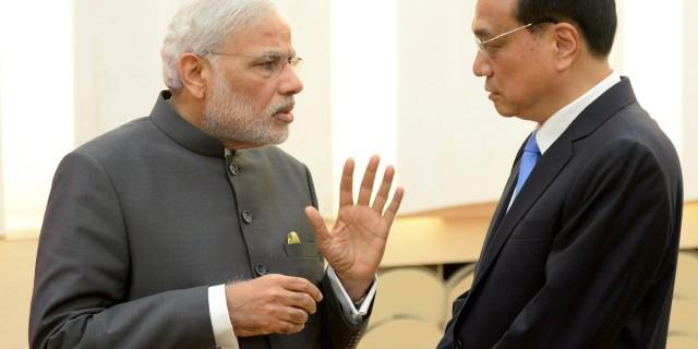 Ли Кэцян: КНР и Индия