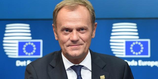Туск: ЕС не усилит