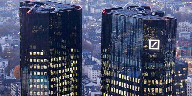 Deutsche Bank: рост цен