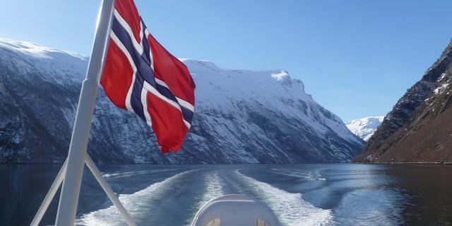 Рост экономики Норвегии