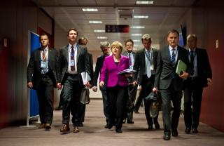Меркель: возвращение