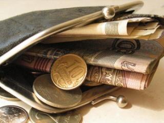 Росстат: падение доходов