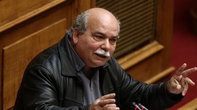 Вуцис: Греция не боится