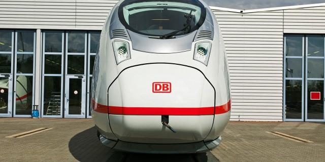 Deutsche Bahn купит