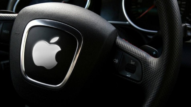 Apple: Автомобиль -