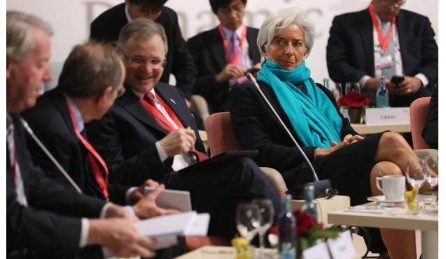 В МВФ признали