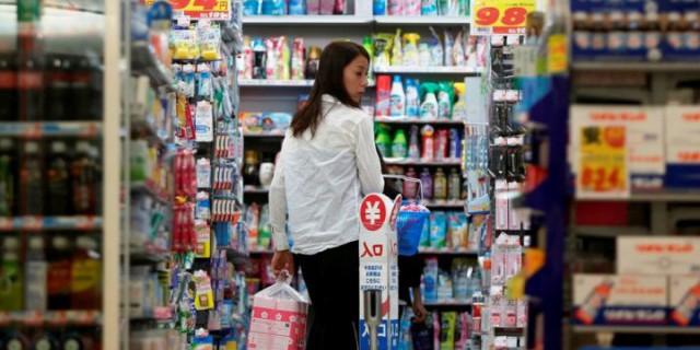 Инфляция в Японии резко