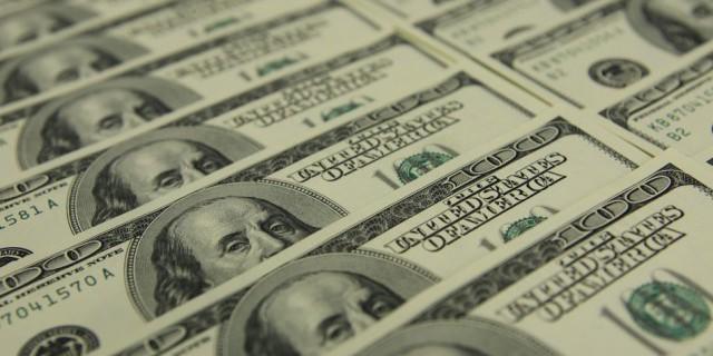 Доллар взлетел до