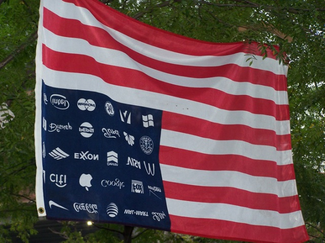 Прибыль корпораций США