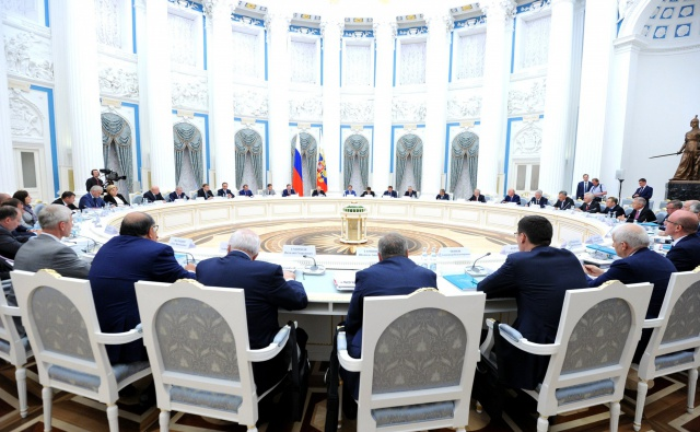 Путин: нужен массовый