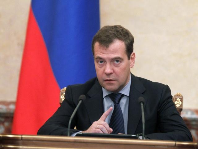 Медведев: по