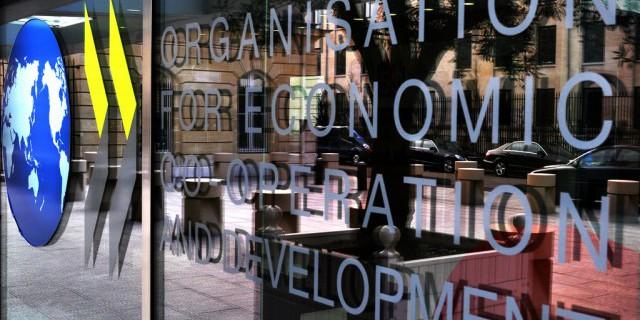 ОЭСР ухудшила прогнозы