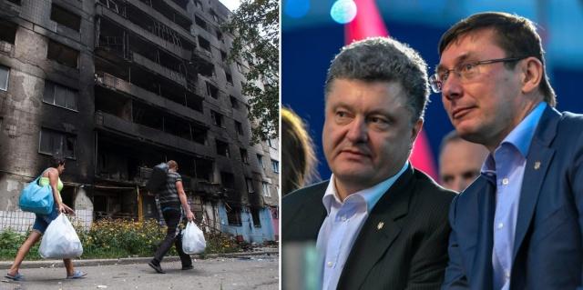 Украина планирует полную