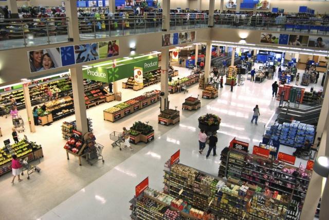 Wal-Mart теряет $3 млрд