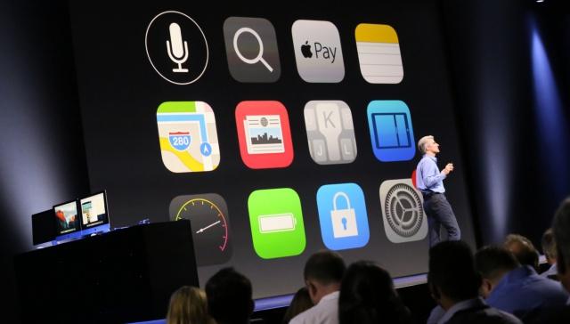 Apple представила iOS 9: