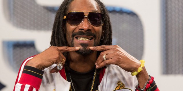 Snoop Dogg хочет