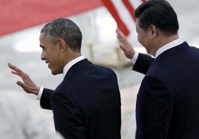 Китай призвал США к
